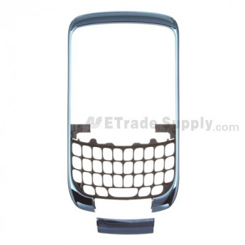 OEM BlackBerry Curve 3G 9300 Front Housing and Bottom Cover ,Dark Blue