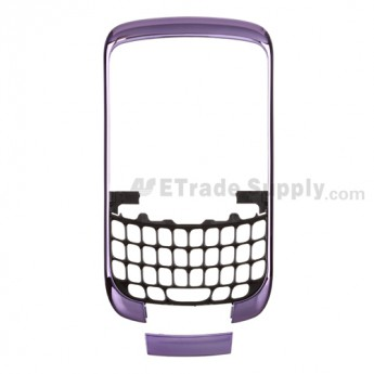 OEM BlackBerry Curve 3G 9300 Front Housing and Bottom Cover ,Purple