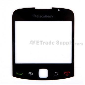 OEM BlackBerry Curve 3G 9300 Glass Lens ,Black