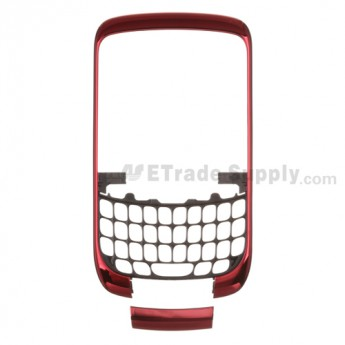 OEM BlackBerry Curve 3G 9330 Front Housing with Bottom Cover ,Red