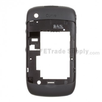 OEM BlackBerry Curve 3G 9330 Rear Housing Assembly ,Gray