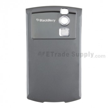 OEM BlackBerry Curve 8300, 8310, 8320, 8330 Battery Door ,Gray