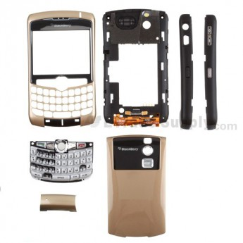 OEM BlackBerry Curve 8300 Complete Housing ,Gold
