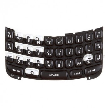 OEM BlackBerry Curve 8300 Keypad ,Black