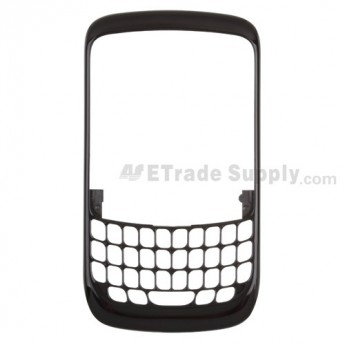 OEM BlackBerry Curve 8520, 8530 Front Housing ,Black