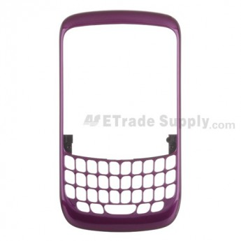 OEM BlackBerry Curve 8520, 8530 Front Housing ,Dark Purple