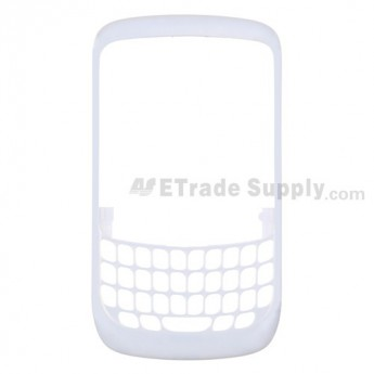 OEM BlackBerry Curve 8520, 8530 Front Housing ,White