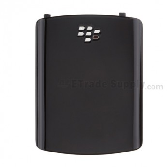 OEM BlackBerry Curve 8530 Battery Door ,Black