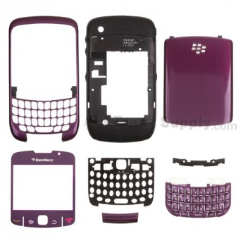 OEM BlackBerry Curve 8530 Housing without Brand ,Purple
