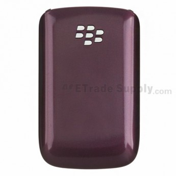 OEM BlackBerry Curve 9220, 9320 Battery Door ,Dark Purple