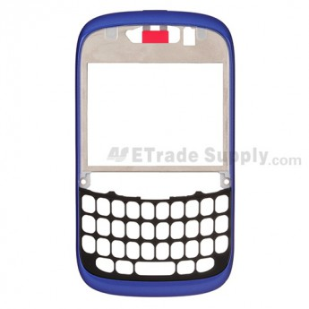 OEM BlackBerry Curve 9220 Front Housing ,Blue