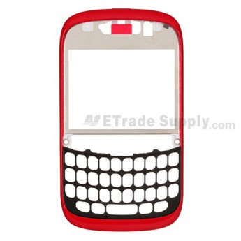 OEM BlackBerry Curve 9220 Front Housing ,Red