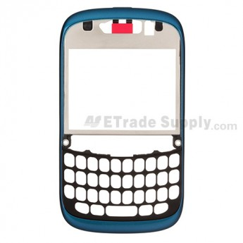 OEM BlackBerry Curve 9220 Front Housing ,Turquoise