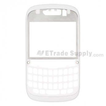 OEM BlackBerry Curve 9220 Front Housing ,White