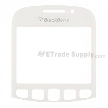 OEM BlackBerry Curve 9320 Glass Lens ,White