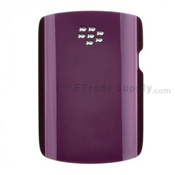 OEM BlackBerry Curve 9360, 9350 Battery Door ,Purple