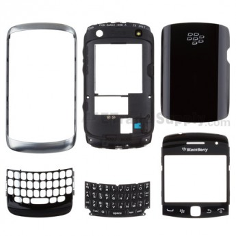 OEM BlackBerry Curve 9360 Complete Housing ,Black