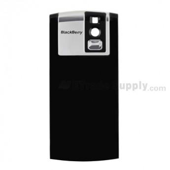 OEM BlackBerry Pearl 8100 Battery Door ,Black