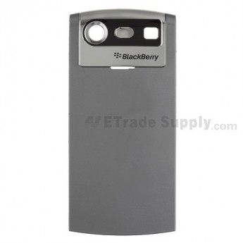 OEM BlackBerry Pearl 8100 Battery Door ,Gray