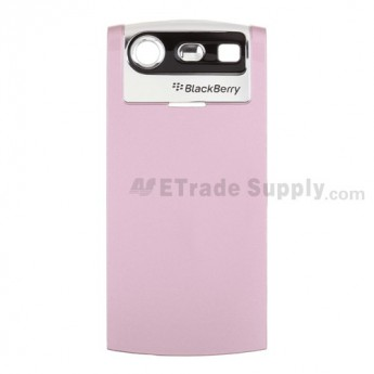 OEM BlackBerry Pearl 8110, 8120, 8130 Battery Door ,Pink