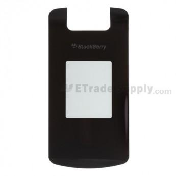 OEM BlackBerry Pearl Flip 8220 Caller ID Glass Lens ,Black