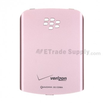 OEM BlackBerry Pearl Flip 8230 Battery Door ,Pink