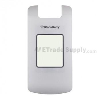 OEM BlackBerry Pearl Flip 8230 CID Glass Lens ,Silver