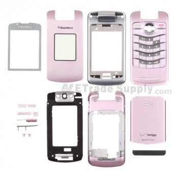 OEM BlackBerry Pearl Flip 8230 Housing ,Pink