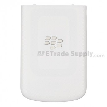 OEM BlackBerry Q10 Battery Door ,White
