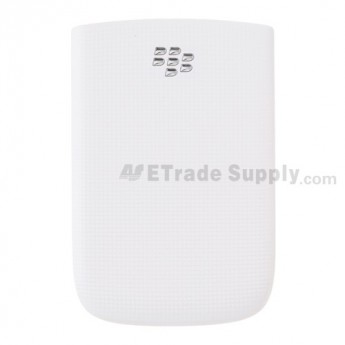 OEM BlackBerry Torch 2 9810 Battery Door ,White