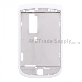 OEM BlackBerry Torch 9800 Front Housing ,White