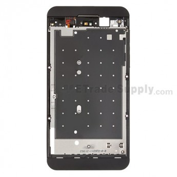 OEM BlackBerry Z10 Middle Plate (B Version) ,Black