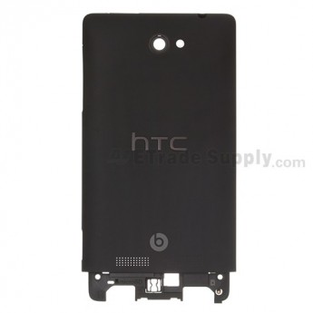 OEM HTC 8S Rear Housing ,Black