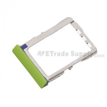 OEM HTC 8X SIM Card Tray ,Neon Yellow