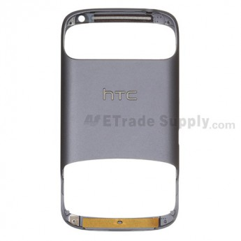 OEM HTC Desire S Rear Housing ,Grey