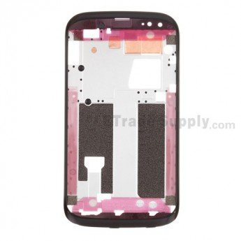 OEM HTC Desire V T328W Front Housing ,Black