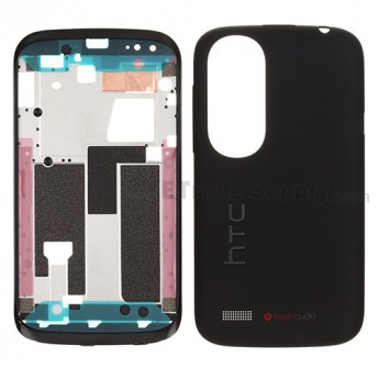 OEM HTC Desire X Housing ,Black