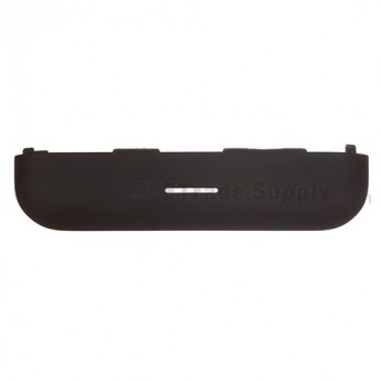 OEM HTC EVO 4G LTE Bottom Cover ,Black, Without Audio Beat Logo