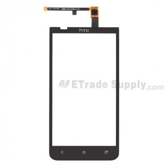 OEM HTC EVO 4G LTE Digitizer Touch Panel ,Black, Silver Wire