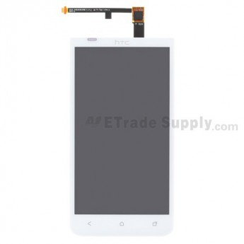 OEM HTC EVO 4G LTE LCD Screen and Digitizer Assembly without Light Guide ,White