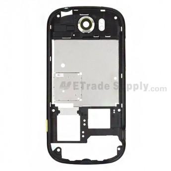 OEM HTC Mytouch 4G Slide Rear Housing ,Black