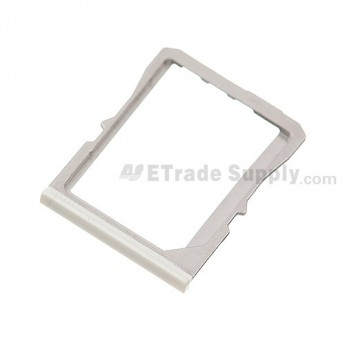 OEM HTC One SIM Card Tray ,White