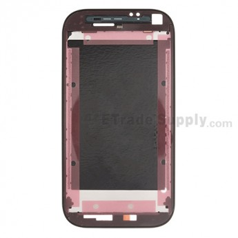 OEM HTC One SV Front Housing ,Red