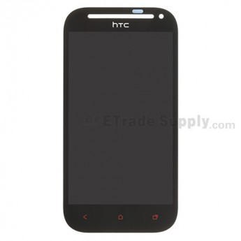 OEM HTC One SV LCD Screen and Digitizer Assembly ,Black, With HTC Logo