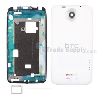 OEM HTC One X Housing (HTC) ,White
