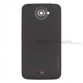 OEM HTC One X Rear Housing (AT&T) ,Black