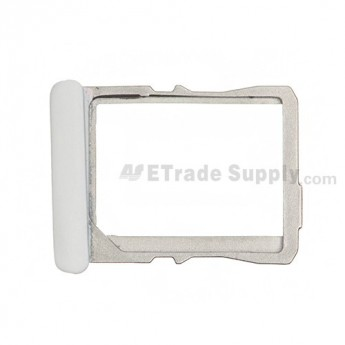 OEM HTC One X SIM Card Tray (AT&T) ,White