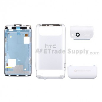 OEM HTC Radar Housing ,White