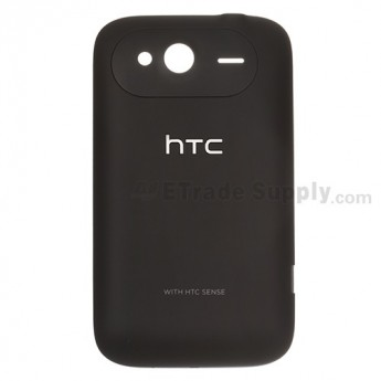 OEM HTC Wildfire S Battery Door (T-Mobile) ,Black