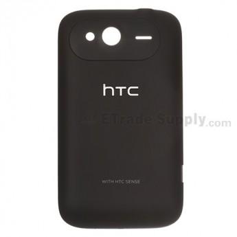 OEM HTC Wildfire S Battery Door (T-Mobile) ,Black